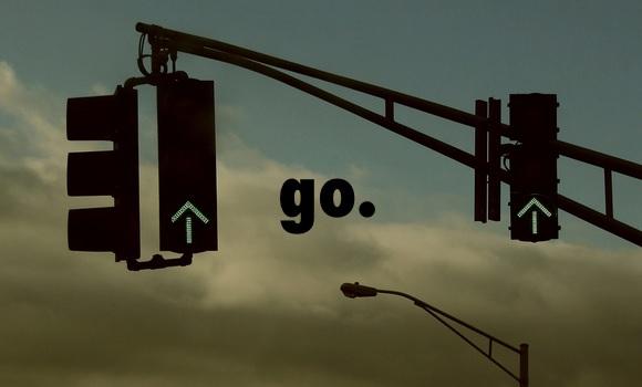 Go traffic light